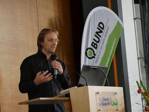 Plantanenkubus: Vortrag Prof. Dr. Ludwig